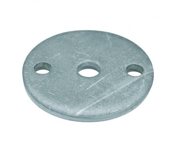 Ankerplatte-rund