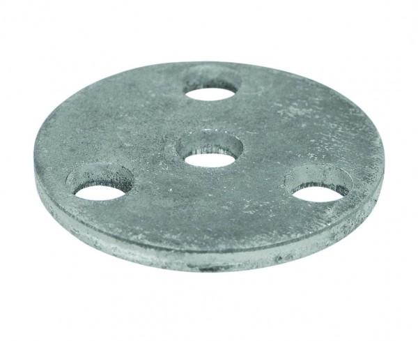 Ankerplatten - rund